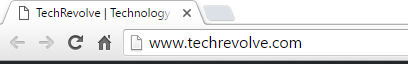 Set Your URL to WWW