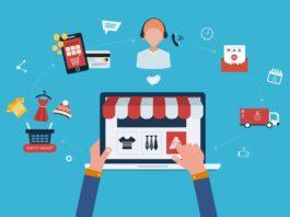 E-Commerce Store - Steps