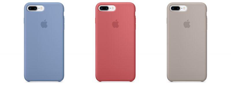 iPhone 7 Silicone Cases