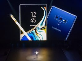 Samsung Galaxy Unpacked Event 2018