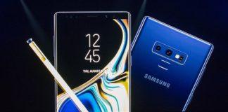 Samsung Galaxy Unpacked Event 2018
